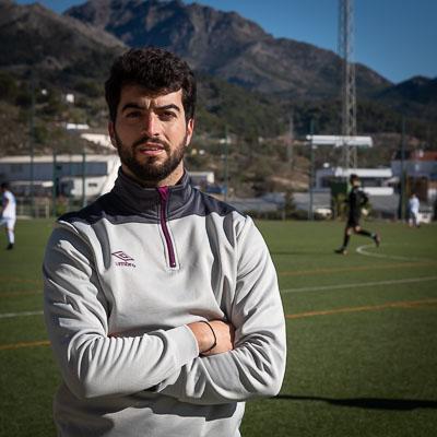 Entrenadores Ud Sierra de las Nieves - Miguel Chapararro