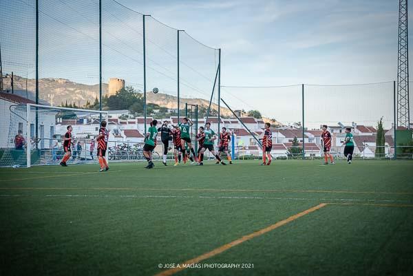 Juvenil Unión Deportiva Sierra de las Nieves jugadores
