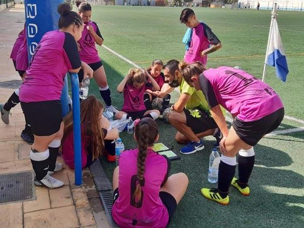 equipo-femenino-ud-sierra-de-las-nieves-Jornada del 12 y 13 de junio