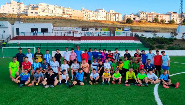 jornadas-de-captación-Unión-Deportiva-Sierra-de-las-Nieves