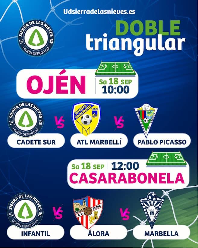 doble-triangular-unión deportiva-sierra-de-las-nieves-málaga-campeonato-de-fútbol